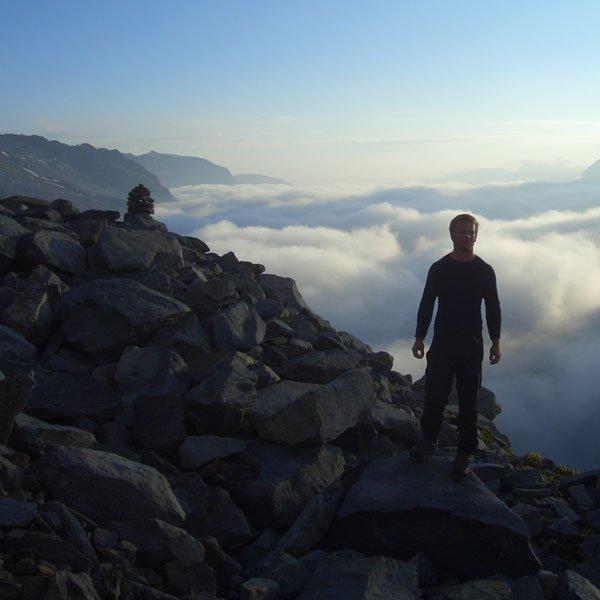 Lebenskunst ist für manche die Erfahrung in den Bergen